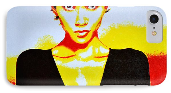 Halle Berry 2 IPhone Case