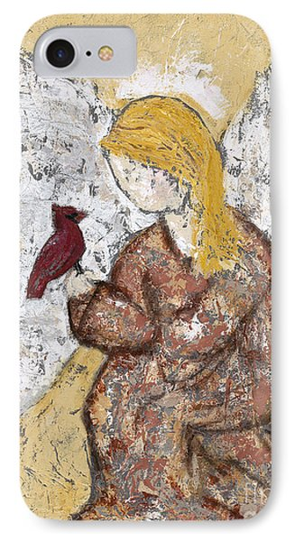 Halle IPhone Case by Kirsten Reed