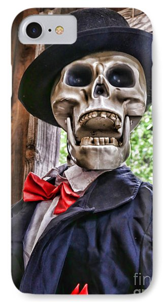 Halloween Color IPhone Case by Chuck Kuhn