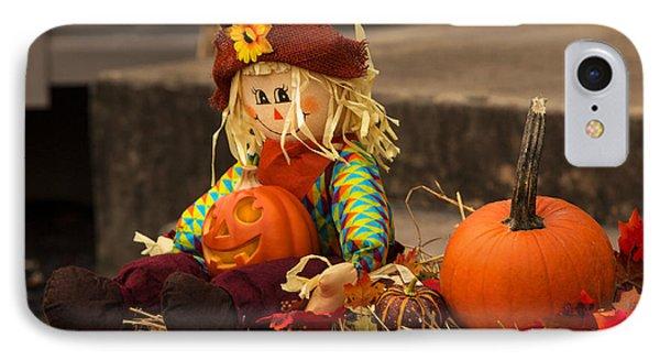 Halloween Doll IPhone Case