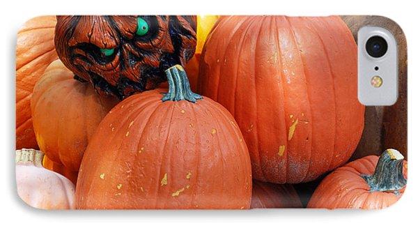 Halloween Goblin IPhone Case
