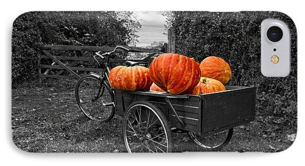 Halloween Harvest IPhone Case