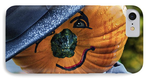 Halloween Pumpkin 02 Phone Case by Thomas Woolworth