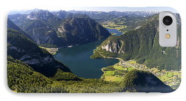 Hallstatt Lake Austria IPhone Case