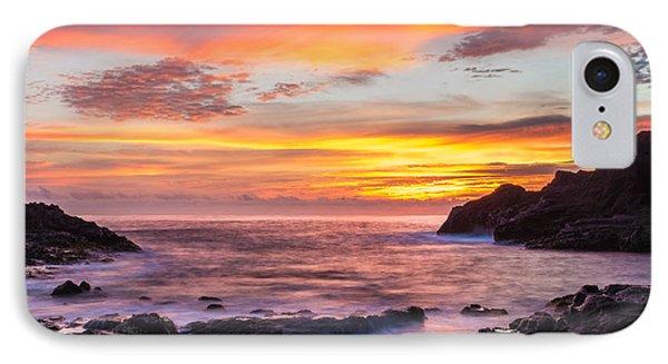 Halona Cove Sunrise 4 IPhone Case