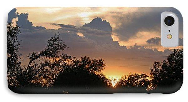 Hamilton County Sunset IPhone Case