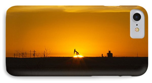 Hammering The Sun IPhone Case by Alycia Christine