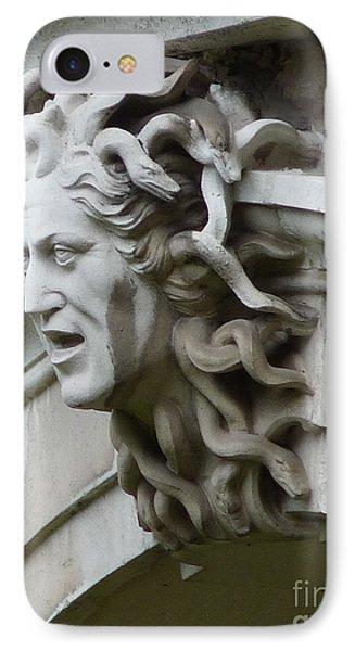 Hampton Court Palace Medusa Phone Case by Deborah Smolinske