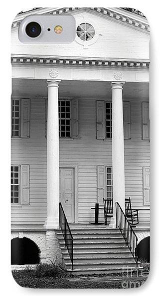 Hampton Plantation Phone Case by John Rizzuto