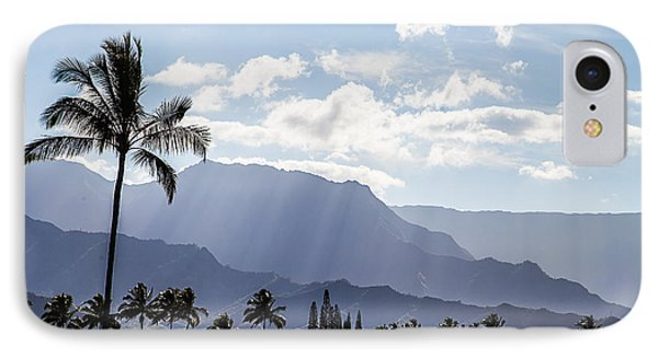 Hanalei IPhone Case by April Reppucci