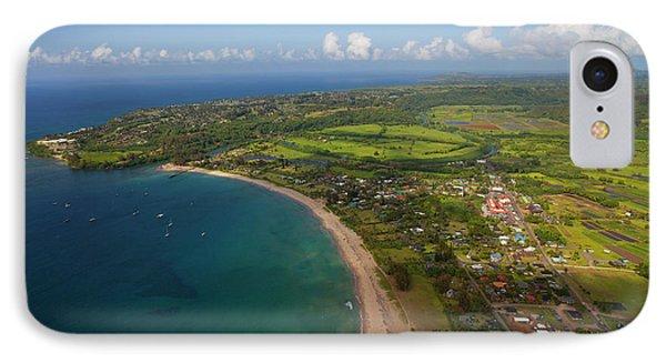 Hanalei, Kauai, Hawaii IPhone Case by Douglas Peebles