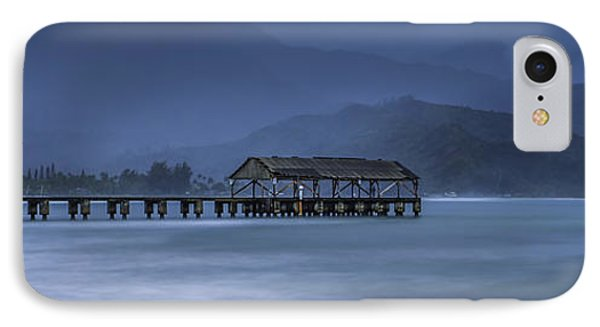 Hanalei Pier IPhone Case