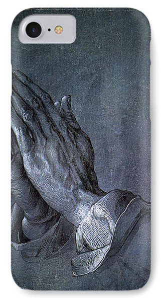 Hands Of An Apostle 1508 Phone Case by Philip Ralley