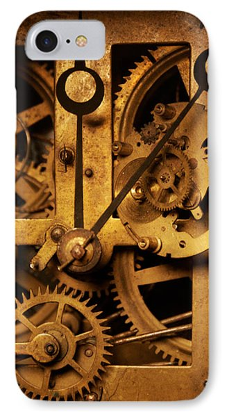 Hands Of Time IPhone Case