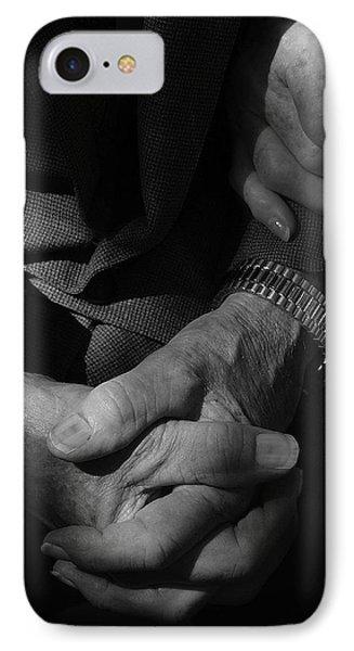 Hands Of Time Phone Case by Steven Milner