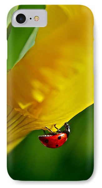 Hang On Phone Case by Bill Owen