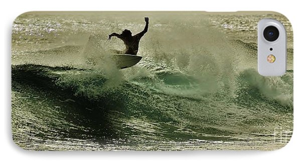 IPhone Case featuring the photograph Hang Ten by Craig Wood
