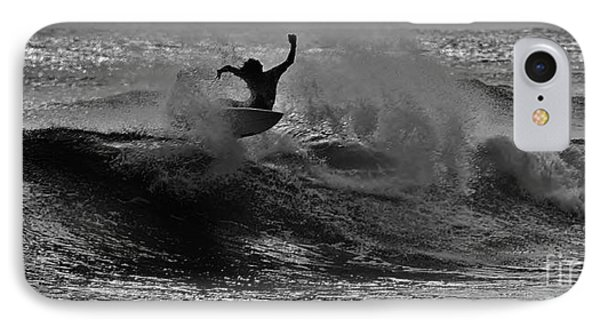 IPhone Case featuring the photograph Hang Ten II by Craig Wood