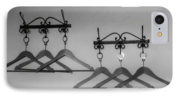 Hangers Phone Case by Dany Lison