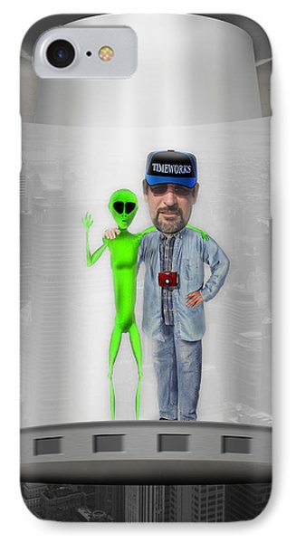 Hangin With G Phone Case by Mike McGlothlen