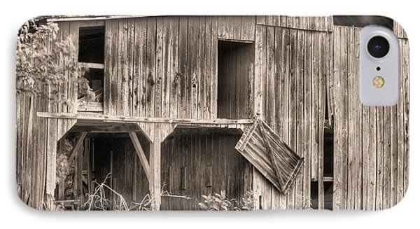 Hanging By A Moment Bw Phone Case by JC Findley