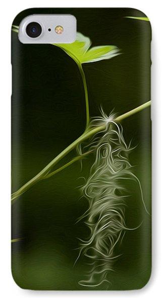 Hanging On Phone Case by David Kehrli