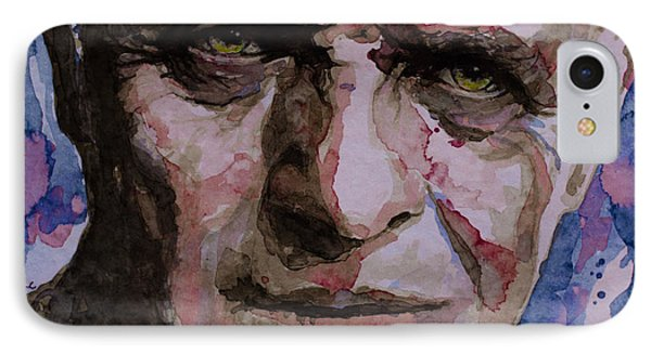 IPhone Case featuring the painting Hannibal by Laur Iduc