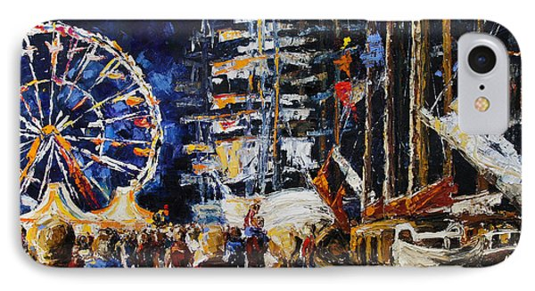 Hanse Sail Rostock Germany Phone Case by Barbara Pommerenke