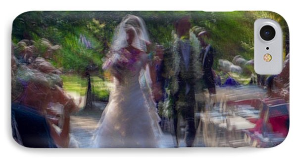 IPhone Case featuring the photograph Happily Ever After by Alex Lapidus