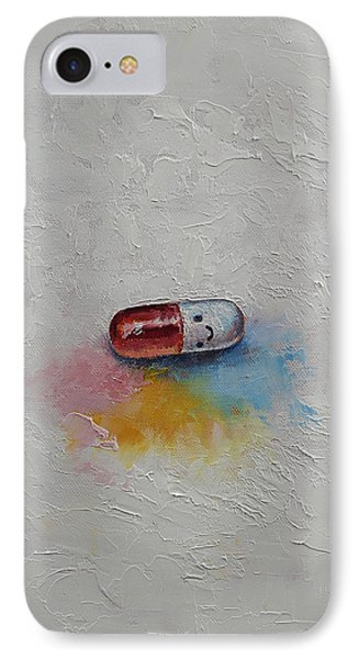Happiness IPhone Case by Michael Creese