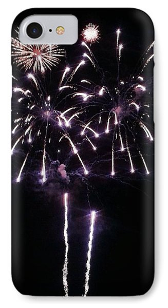 Happy 4th IPhone Case by Andrew  Stoffel