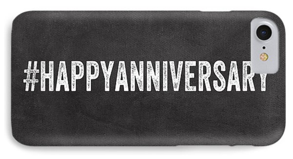 Happy Anniversary- Greeting Card IPhone Case