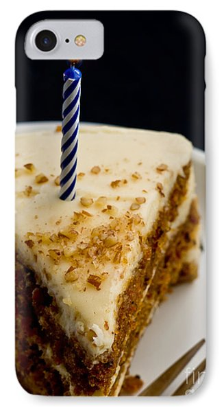 Happy Birthday IPhone Case by Edward Fielding