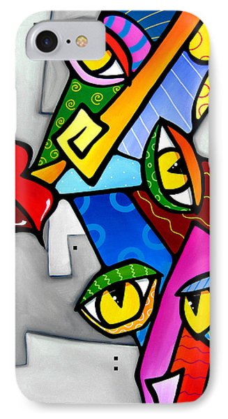 Happy By Fidostudio IPhone Case