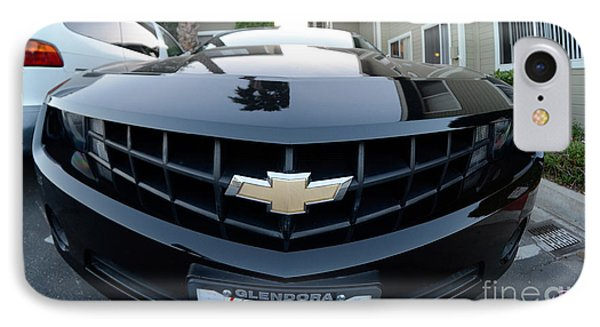 IPhone Case featuring the photograph Happy Camero by Clayton Bruster