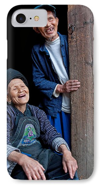 Happy Couple IPhone Case by Dennis Cox ChinaStock