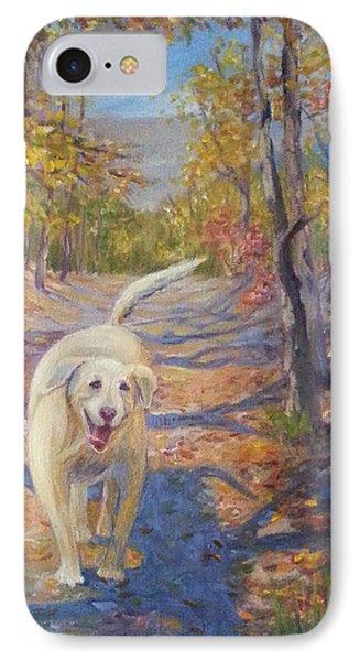 Happy Dog IPhone Case