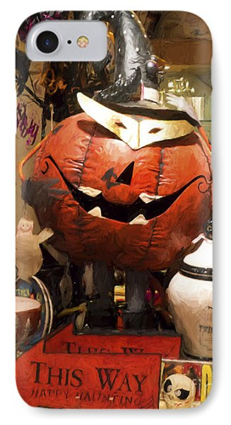 Halloween This Way IPhone Case
