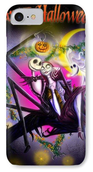 Happy Halloween II IPhone Case