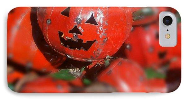 Happy Halloween IPhone Case by Karyn Robinson