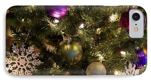 IPhone Case featuring the photograph Happy Holidays by Patricia Babbitt