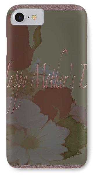 Happy Mothers Day  Phone Case by Debra     Vatalaro