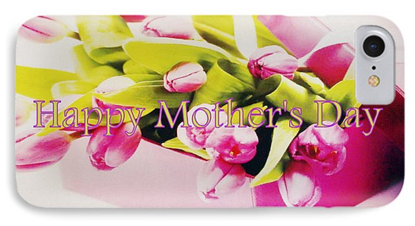 Happy Mother's Day Phone Case by The Creative Minds Art and Photography