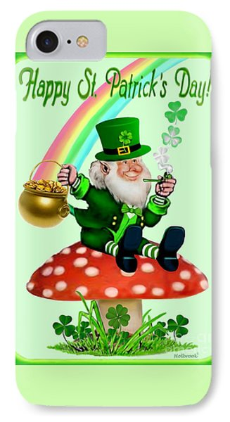 Happy St. Patrick's Day IPhone Case