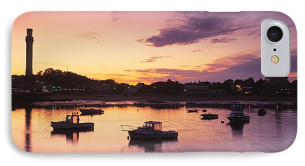 Harbor Cape Cod Ma IPhone Case by Panoramic Images
