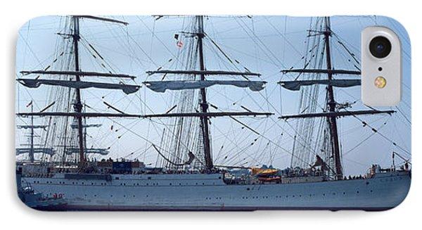 Harbor Maneuvers At A Harbor, Rosmeur IPhone Case