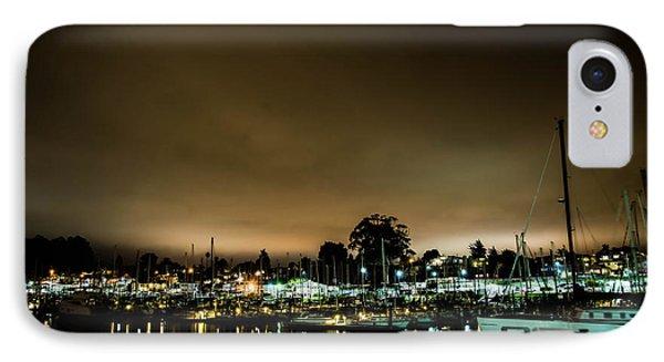 Harbor Nights IPhone Case by Albert Munoz Jr
