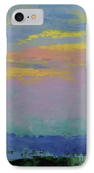 Harbor Sunset IPhone Case by Gail Kent