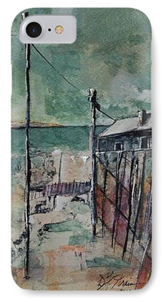 Harbormaster's Home Away From Home IPhone Case