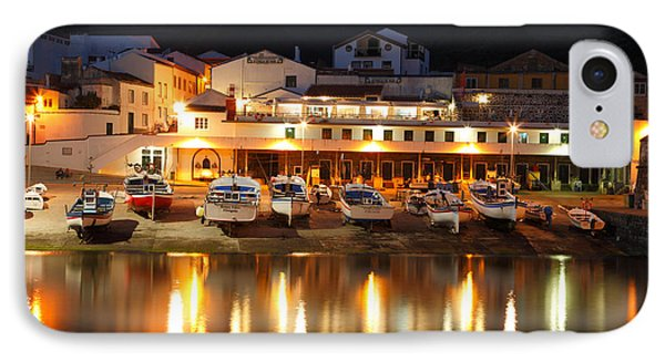 Harbour At Twilight Phone Case by Gaspar Avila